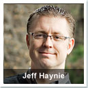 Jeff Haynie, CEO of Appcelerator